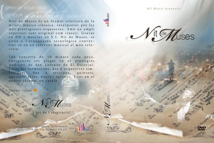 Nit de Muses DVD